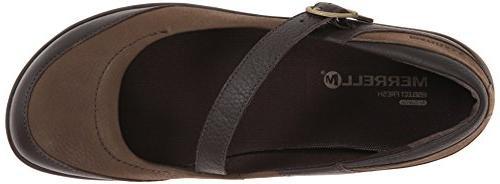 Merrell Dassie Slip-On Shoe, Charcoal