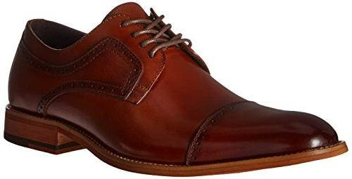 STACY Men's Dickinson Cap Oxford, 12