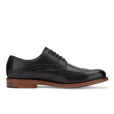 Dockers Leather Dress Brogue Lace-up
