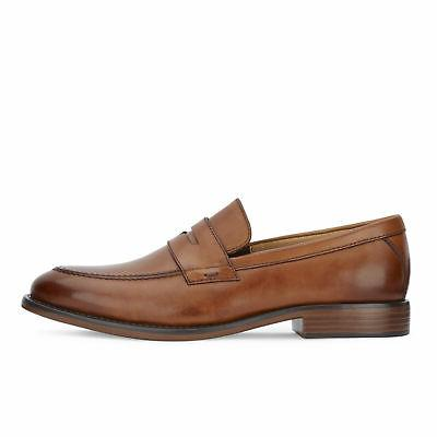Dockers Mens Harmon Genuine Leather Penny Slip-on Loafer Shoe