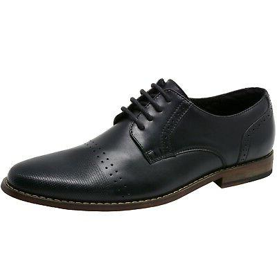 double diamond by mens genuine leather lace