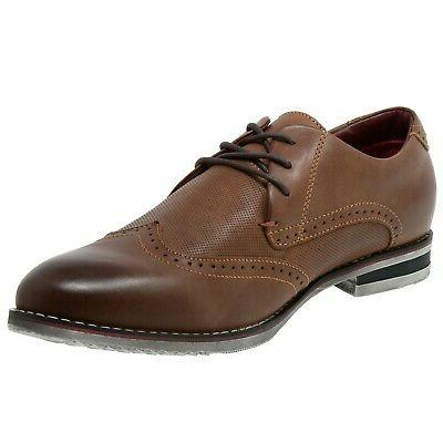double diamond by mens oxfords genuine leather