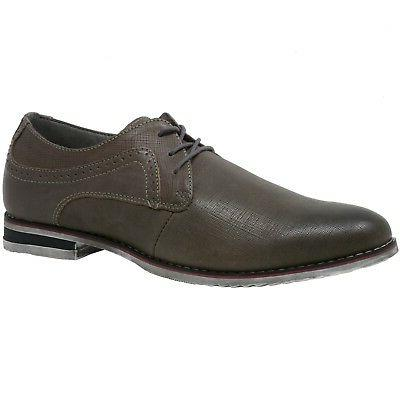 Double Swiss Lace-Up Oxford