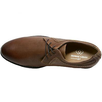 Double Diamond by Swiss Lace-Up Oxford