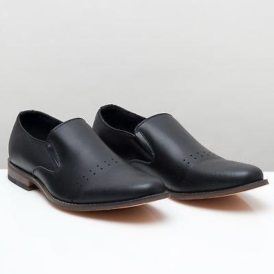 Alpine Swiss Mens Slip-on Shoes