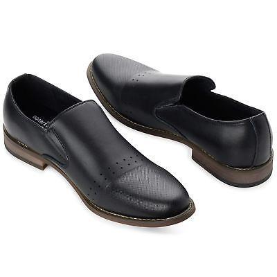 Alpine Mens Loafers Oxford Slip-on
