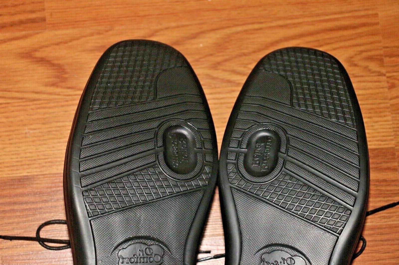 Dr. Comfort Shoes EEE Classic Black
