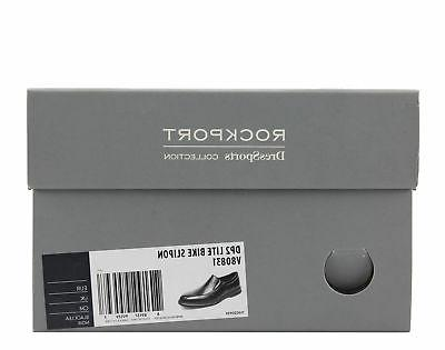 Rockport DresSports 2 Bike Toe Slip Black V80831