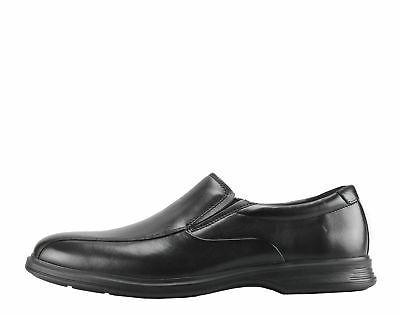 Rockport DresSports Lite Bike Toe Slip Black Shoes V80831