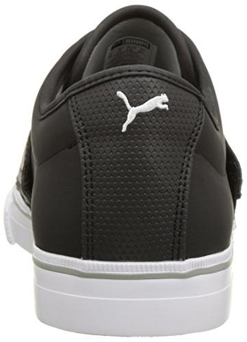 PUMA Men's EL Ace Core+ Sneaker,Black,10