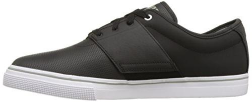 PUMA EL Core+ Sneaker,Black,10 M US