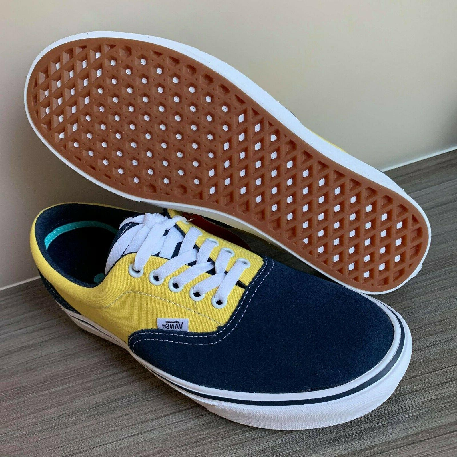 VANS COMFYCUSH SHOES MEN'S 12 DRESS