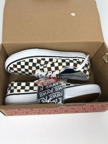 Vans Pro Multi-Checkerboard Dress Blu Sz NWB