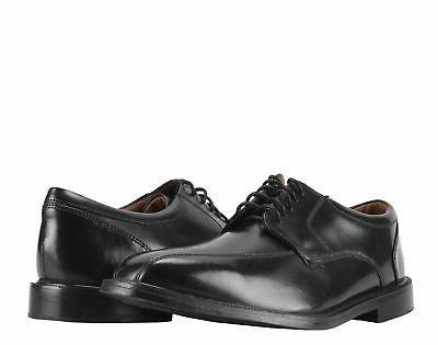 Rockport Fair Oak Bike Toe Black Men's Dress Shoes K62535