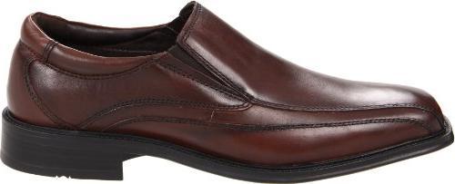 Dockers Men's Franchise Slip-On,Mahogany,11.5 M US
