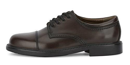 Dockers Men's Gordon Leather Dress Cordovan, 7.5