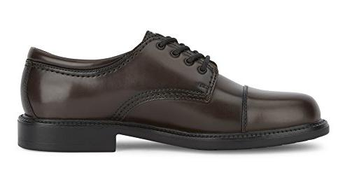 Dockers Men's Gordon Leather Dress Oxford Cordovan, D