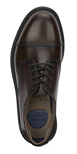 Dockers Dress Shoe, Cordovan, D