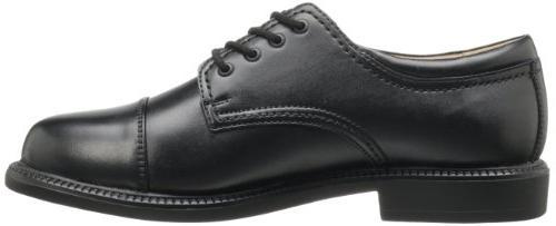 Dockers Men's Gordon Cap Toe Oxford,Black,8