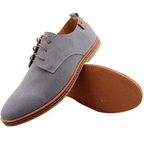 Dadawen Men's Oxford Shoe - D