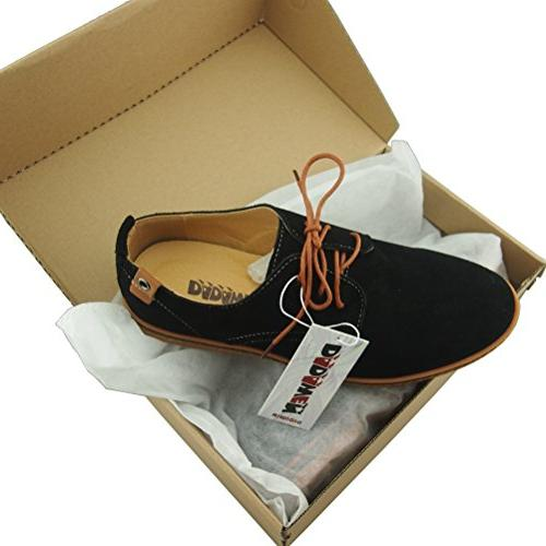 Dadawen Leather Oxford - 11 D
