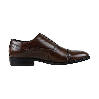 Unlisted Cole Half Brown Oxfords