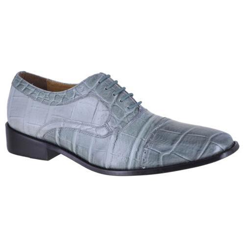 halsey gray mens cap toe size 15m