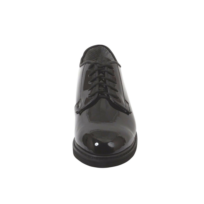 High Gloss Military Oxford Shoes Army USMC 3-15