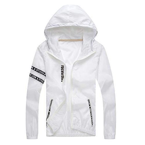hoodie bomber zipper jacket lightweight