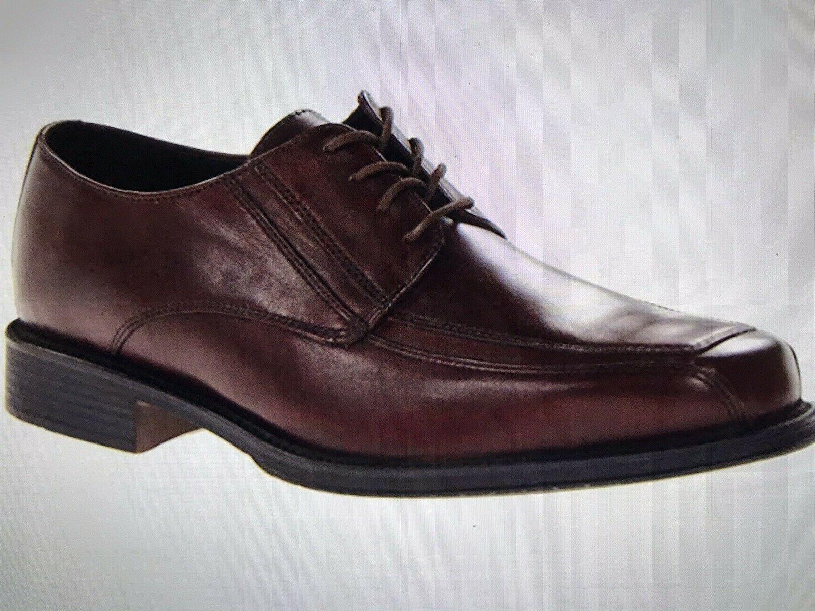 howes oxford black leather dress shoes men