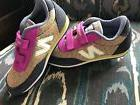 New Balance J Crew Girls Sneakers Tennis Shoes Size 10  NWOB