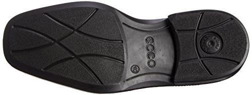ECCO Men's Loafer,Black,42 EU