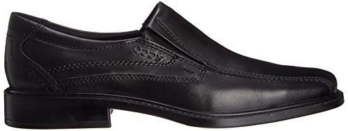 ECCO Men's New Loafer,Black,42 EU