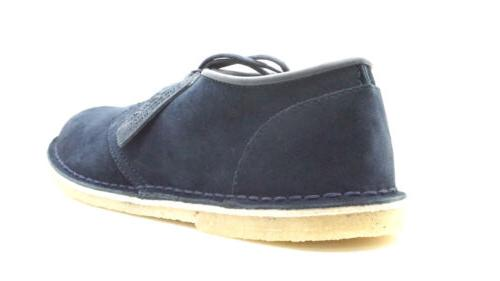 CLARKS JINKS CREPE SOLE MENS DRESS CASUAL SHOES