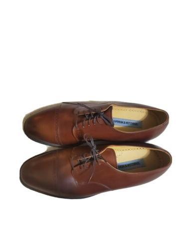 Johnston Mens Lace Up Oxford Dress Shoes