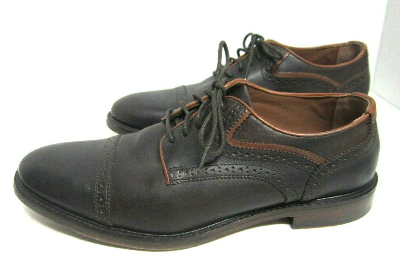 Johnston & Brown Size Toe Oxford Dress 27-1216