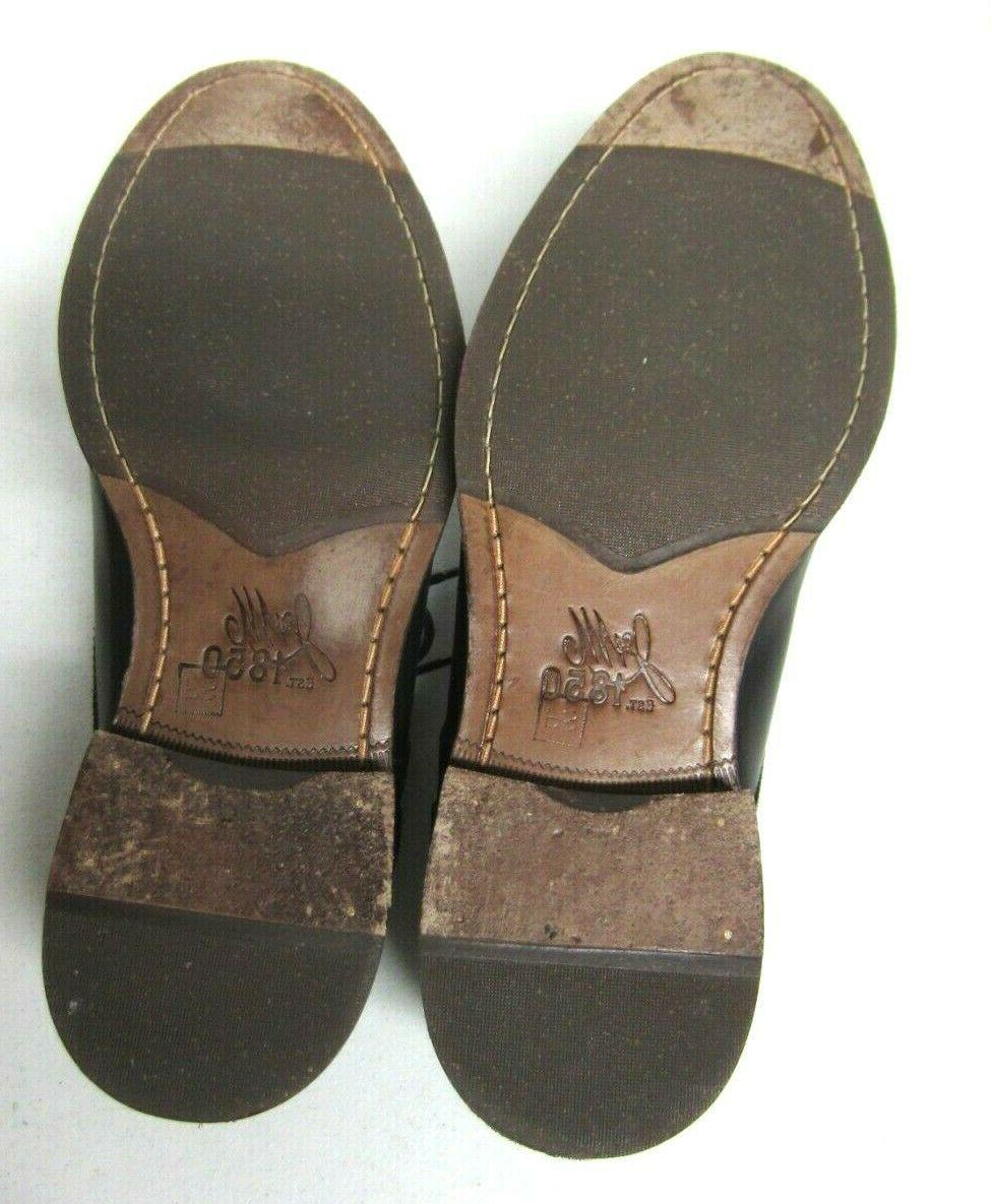 Brown Size Toe Shoe 27-1216