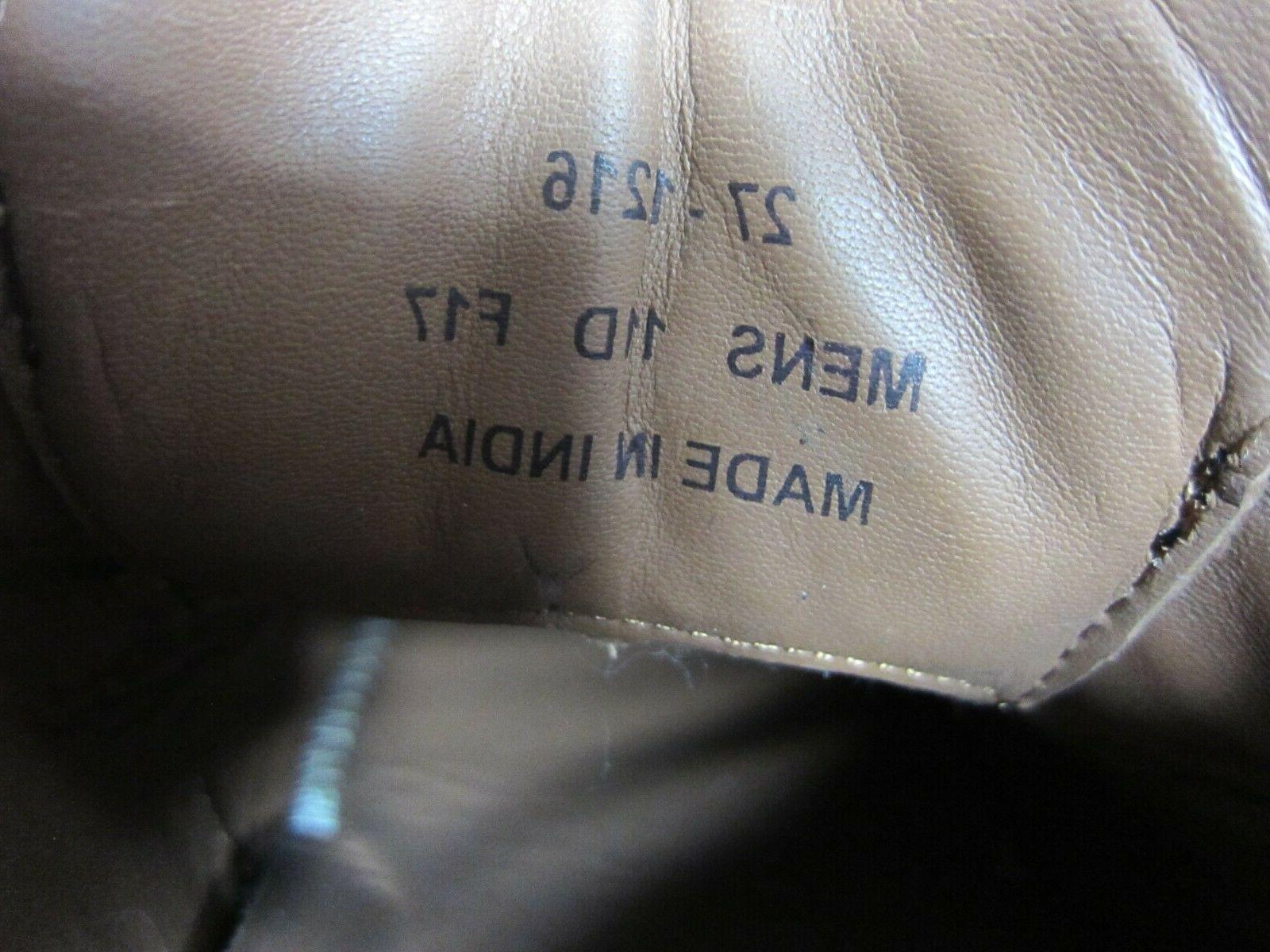 Johnston & Brown Toe Oxford Dress Shoe 27-1216