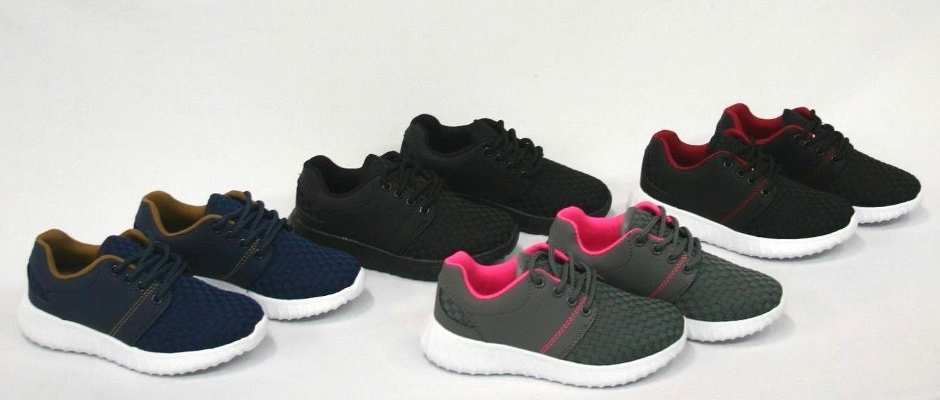 kids boys and girls air sport sneakers