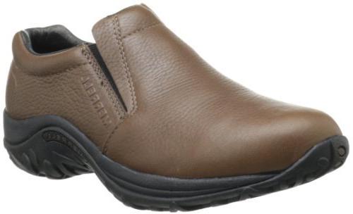 Men's Merrell Moc' Leather Slip-On 11