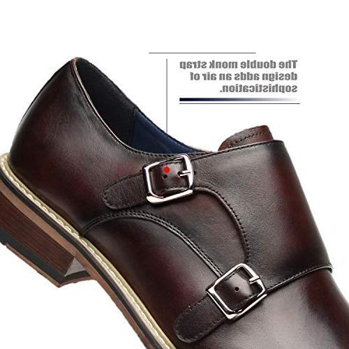 La Double Slip-on Loafer Business Dress Men