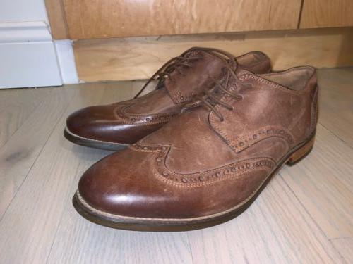 Clarks Leather Shoes, Men's Size US 10.5