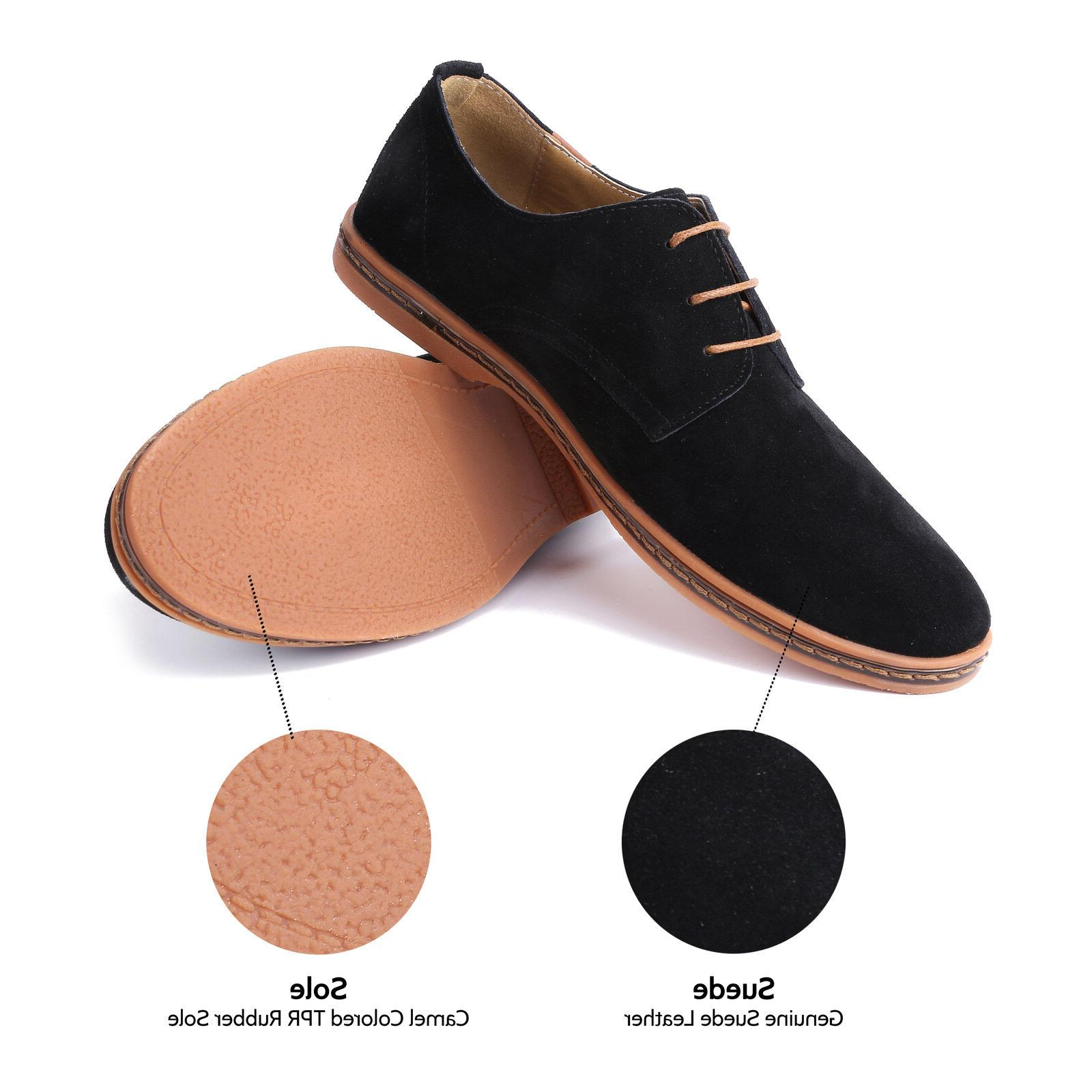 Marino Suede Oxford Shoes for -