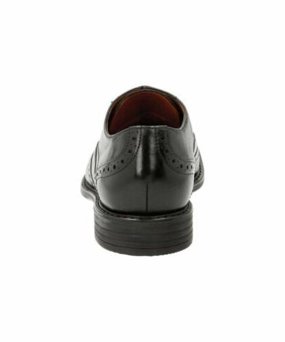 Men Bostonian Clarks Garvan Classic Oxford Leather