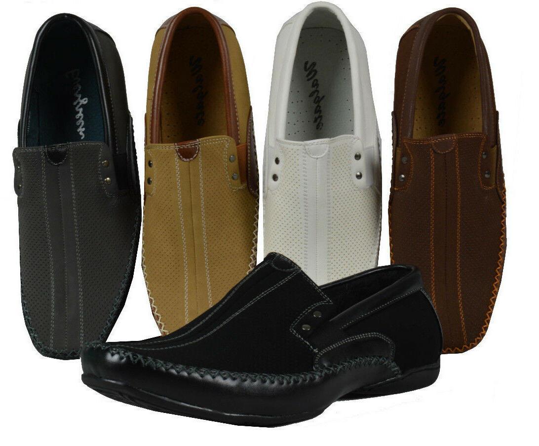 men evergreen walgate slip on shoes loafers