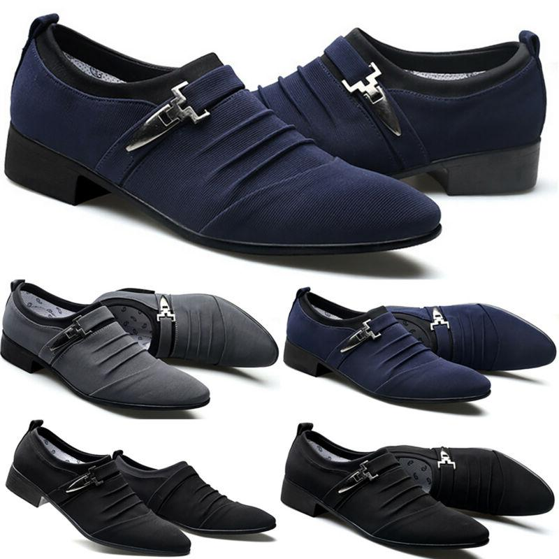 Men Pointed Wedding Business On