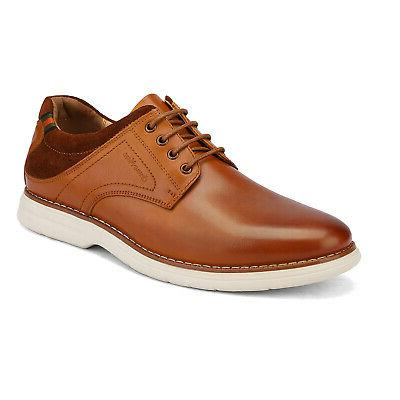 Bruno Leather Casual Oxford Shoes