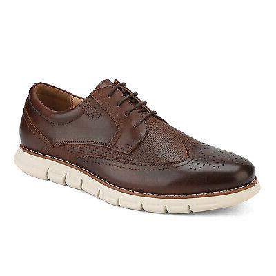 Bruno Marc Leather Oxford Casual Dress Shoes