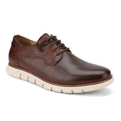 Bruno Leather Oxford Casual Up Shoes