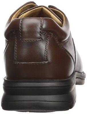 Dockers Leather Oxford Trustee Casual Shoes As-Is